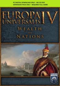 Europa Universalis IV: Wealth of Nations with Expansion Pack Only
