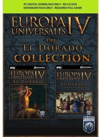 Europa Universalis IV: El Dorado Collection with Expansion Pack Only
