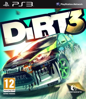 DIRT3 PS3 GAME Premium Edition