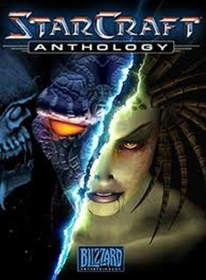 StarCraft Anthology with Game and Expans...