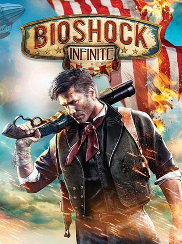 Bioshock Infinite -Digital Code(Digital Code Only - for PC)