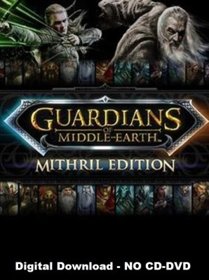 Guardians Of Middle-Earth – Mithrill
