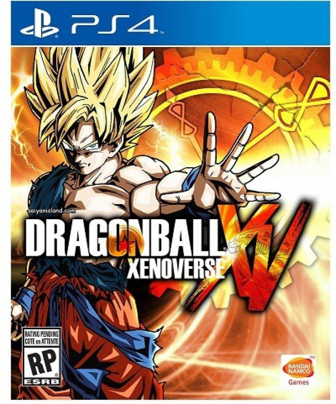 Dragon Ball Xenoverse Premium Edition(Digital Code Only - for PS4)