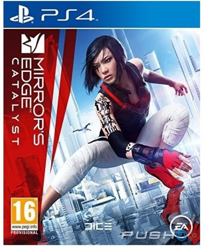 MIRRORS EDGE Premium Edition(Digital Code Only - for PS4)