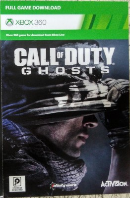 Call Of Duty Xbox 360 Edition(Digital Code Only - for Xbox 360)