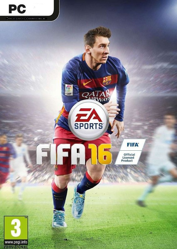 FIFA 16 -Digital Download(Digital Code Only - for PC)