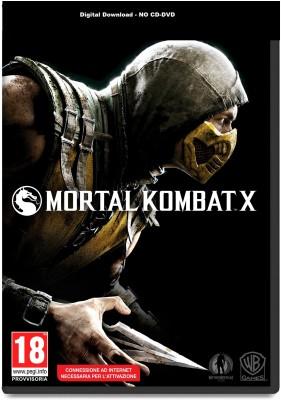 Mortal Kombat X Premium Edition(Digital Code Only - for PC)