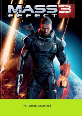 Mass Effect 3(Digital Code Only - for PC)