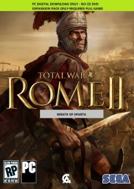 Total War: ROME II - Wrath of Sparta with Expansion Pack Only
