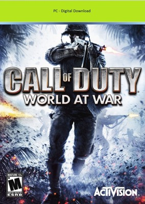 Call of duty: World at War(Digital Code Only - for PC)