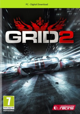 GRID 2(Digital Code Only - for PC)
