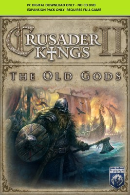 Crusader Kings II - The Old Gods with Expansion Pack Only
