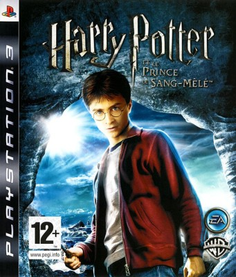 harry potter and the half blood prince ps3 Special Edition