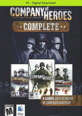 Company of Heroes Complete Pack(Digital Code Only - for PC)