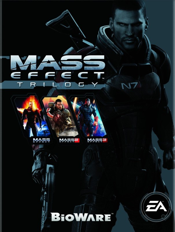 Mass Effect Trilogy -Digital Code(Digital Code Only - for PC)