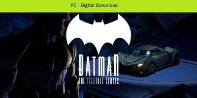 Batman - The Telltale Series TELLTALE(Digital Code Only - for PC)
