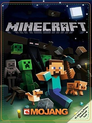 Minecraft(Digital Code Only - for PC)
