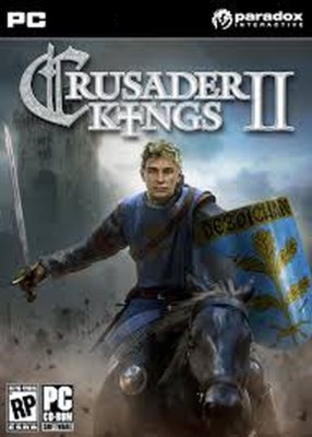Crusader Kings Ii Collection (2014) with Game and In Game Credit