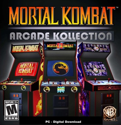 Mortal Kombat Arcade Kollection(Digital Code Only - for PC)
