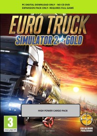 Euro Truck Simulator 2 - High Power Cargo Pack with Expansion Pack Only