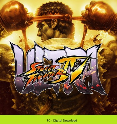 Ultra Street Fighter IV(Digital Code Only - for PC)
