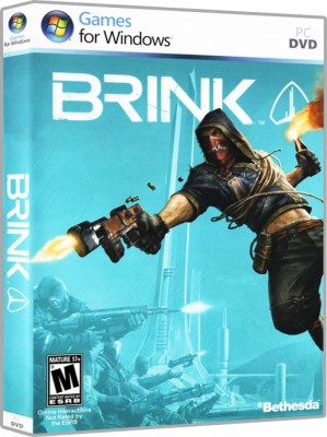 Brink (PC Game) Special Edition(Digital Code Only - for PC)