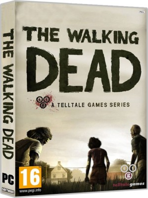 The Walking Dead (PC Game) Game Of The Year Edition