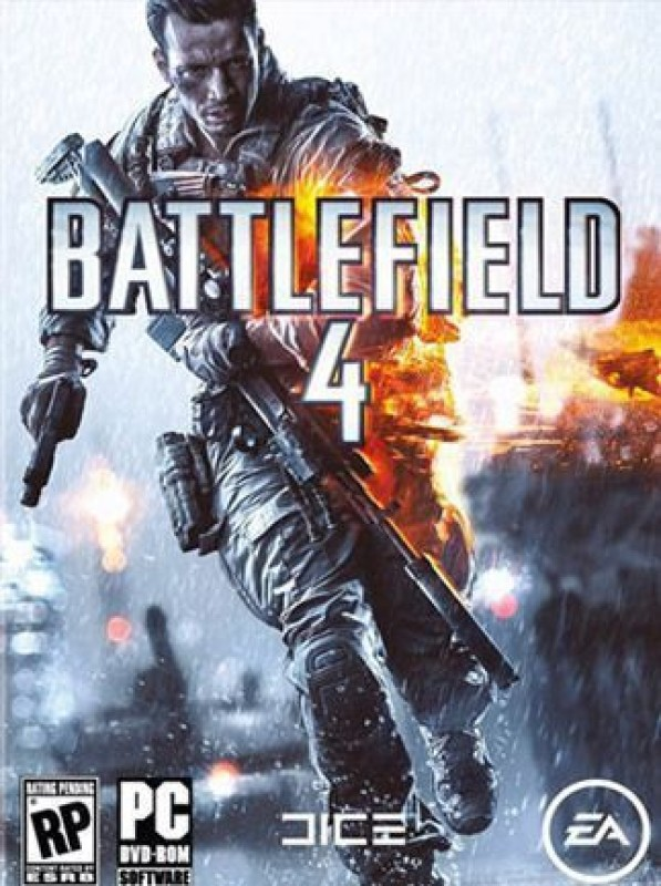 Battlefield 4(Digital Code Only - for PC)