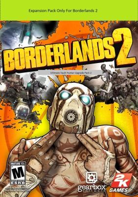 Borderlands 2 - Ultimate Vault Hunter Upgrade Pack 2 DLC(Digital Code Only - for PC)