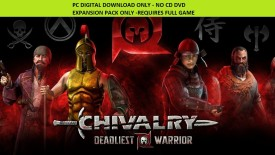 Chivalry - Deadliest Warrior with Expansion Pack Only
