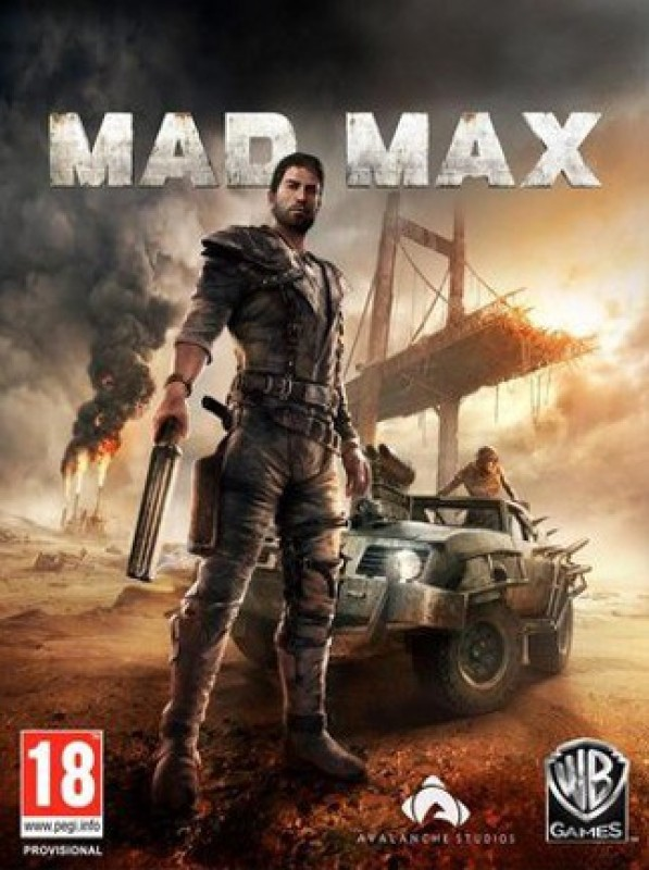 Mad Max + The ripper DLC with Game and Expansion Pack(Digital Code Only - for PC)