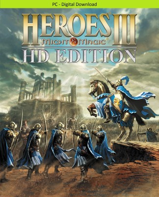 Heroes of Might & Magic III HD Edition(Digital Code Only - for PC)