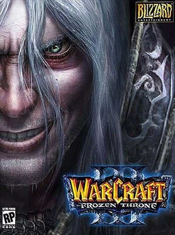 Warcraft 3 The Frozen Throne -Digital Code(Digital Code Only - for PC)