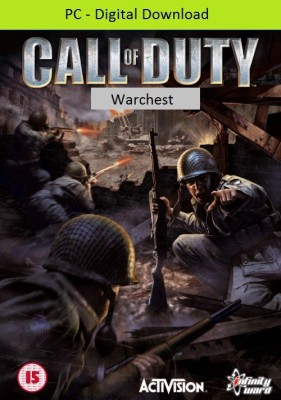 Call of Duty: Warchest with Game and Expansion Pack(Digital Code Only - for PC)
