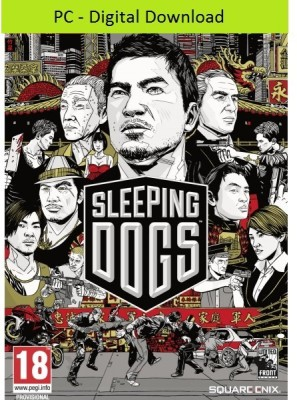 Sleeping Dogs(Digital Code Only - for PC)