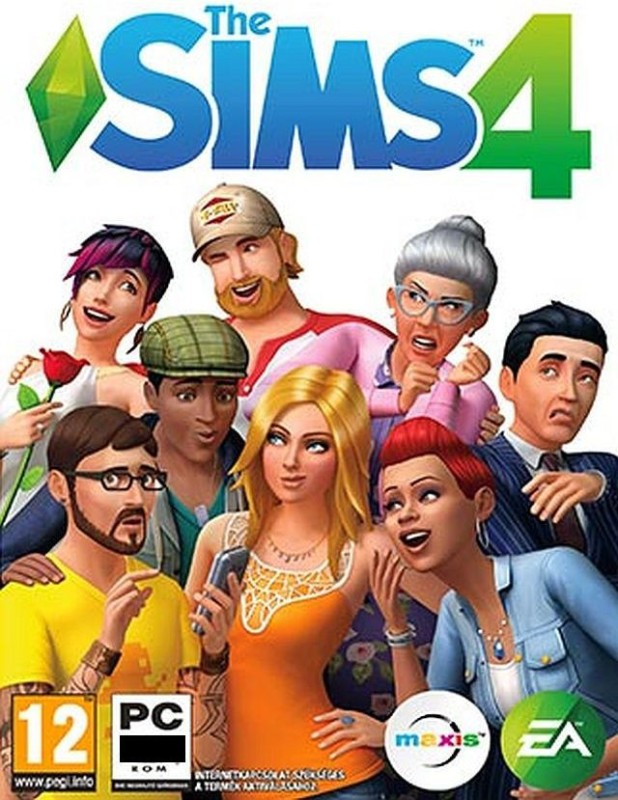 The Sims 4(Digital Code Only - for PC)