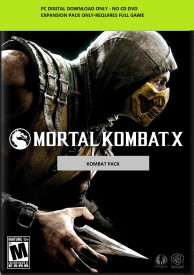Mortal Kombat X: Kombat Pack with Expansion Pack Only