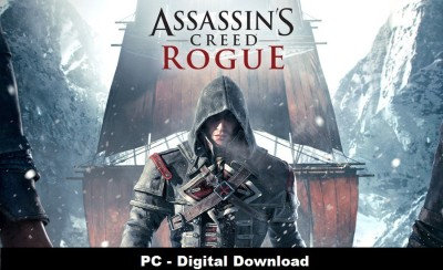 Assassin's Creed Rogue(Digital Code Only - for PC)