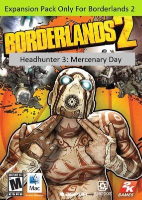 Borderlands 2 - Headhunter 3: Mercenary Day DLC(Digital Code Only - for PC)