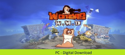 Worms W.M.D(Digital Code Only - for PC)