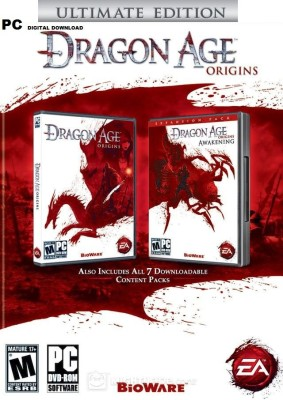 Dragon Age: Origins - Ultimate Edition Ultimate Edition with Game and Expansion Pack