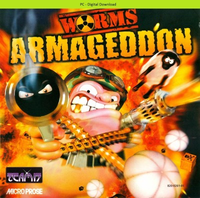 Worms Armageddon(Digital Code Only - for PC)