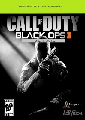 Call of Duty: Black Ops II - Nuketown Zombies Map DLC(Digital Code Only - for PC)