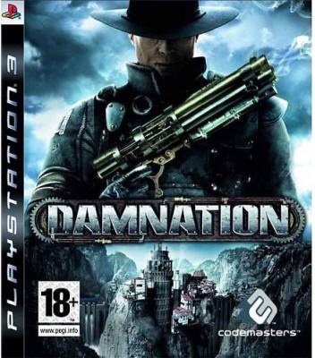 Damnation PS3 Premium Edition