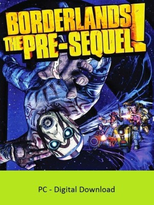 Borderlands: The Pre-Sequel(Digital Code Only - for PC)