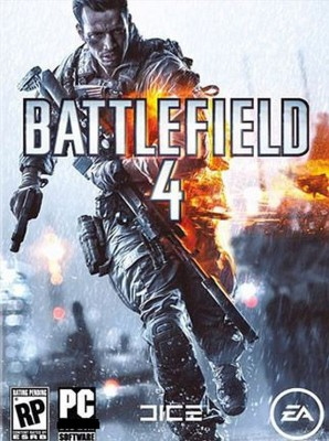 Battlefield 4 EA(Digital Code Only - for PC)