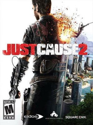 Just Cause 2 -Digital Code