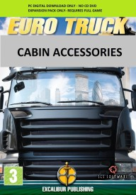 Euro Truck Simulator 2 - Cabin Accessories with Expansion Pack Only