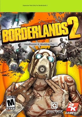 Borderlands 2 - Headhunter 4: Wedding Day Massacre DLC(Digital Code Only - for PC)