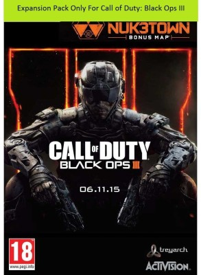 Call of Duty: Black Ops III + NUK3TOWN(Digital Code Only - for PC)